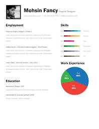 Visual Resume Illustrator | Resume For Study