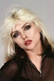 80s 80s fashion blon debbie harry blond mess cute glamour 80s glam red lip m s g