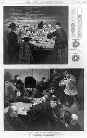 fan tan gum. a page from frank leslie\u0027s illustrated newspaper depicting fan-tan parlor in new york, raid by the police, and cards coins used fan-tan, fan tan gum c