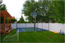 backyard ideas basketball court. backyard basketball court ideas 21 a