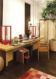 japanese style office. Give The Home Office Some Natural Greenery Design Japanese Style Full Size D