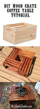 wine crate coffee table and end table wine crates from michaels