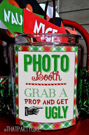 Christmas Booth Ideas 110 Best Cricut Photo Booth Props Images On Pinterest Backdrop