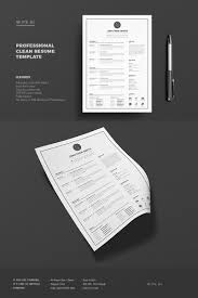 Landed Design Studio Modern Resume Template John Smith Resume Template