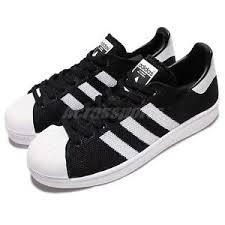adidas shoes superstar black and white. image is loading adidas-originals-superstar-knit-black-white-men-classic- adidas shoes superstar black and white l