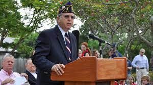 Alan Paley spoke at synagogue, Temple Beth Torah Sha'aray Tzedek in  Tamarac, Florida for Veteran's Day 2018. - Jewish War Veterans of the U.S.A.