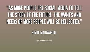 Quotes About Social Media Awesome 48 ThoughtProvoking Social Marketing Quotes