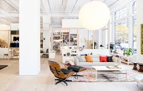 Retail Furniture Office Furniture Giant Herman Miller Opens First Retail Store