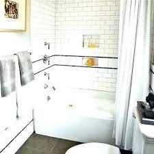 bathroom with subway tile subway tile shower surround amusing grey subway tiles bathroom subway tile shower