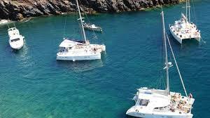 Dream Catcher Boat Santorini HalfDay Catamaran Cruise of Santorini On The Go Tours 76