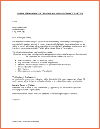 Employee Bio Template Template Redundancy Letter Template Voluntary Termination Of