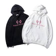 Black Hoodie Mens Designer Luxury Mens Designer Hoodie For Men Brand Hoodies Sweatshirt With Letters Long Sleeve Fashion Tops Hooded Loose Plus Size M Xxl