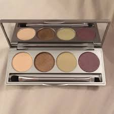 colorescience mineral pressed eye shadow palette