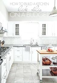 white kitchen cabinets with grey walls budgeting tips for a kitchen renovation gray and white off white kitchen cabinets with grey walls