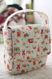 Lunch Bag Pattern