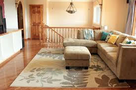 2 color combination of carpet if you have a big home and use red theme then you can take a traditional silk area rug in red color