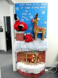 christmas office door decorating. Christmas Door Decorations Nice Decorate Office Source F Diy . Decorating