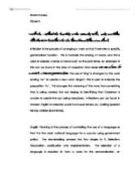 two kinds essay literary analysis essay on two kinds