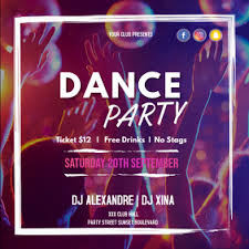 Free Party Flyer Templates Customize Amazing Party Flyers In Minutes Postermywall