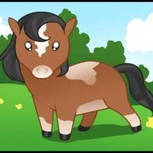 Small Picture How to draw how to draw a horse for kids Hellokidscom