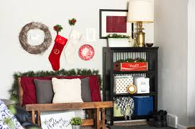 our christmas living room tour 2016