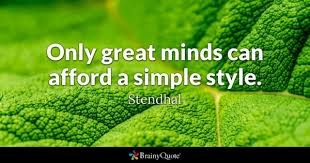 Simple Quotes Interesting Simple Quotes BrainyQuote