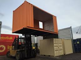 16ft Container conversion
