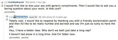 of the Best Answers from Louis CK     s Latest Q amp A on Reddit from     Funny Or Die