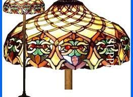 tiffany floor lamp set