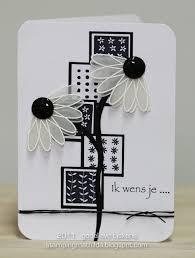 Black And White Greeting Card Card Greeting Card Invite Invitation Celebrate Paper Art Card