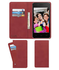 Celkon Campus Buddy A404 Flip Cover by ...