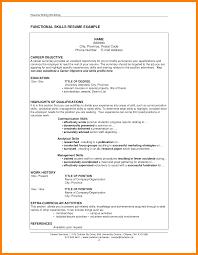 13 Resume Skills Section Example Job Apply Letter