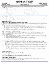 One Page Resume Template Awesome Latex Examples Sample Software