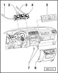 skoda workshop manuals > fabia mk2 > heating ventilation air s80 0151