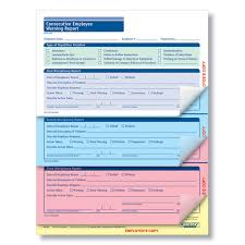 employee warning forms employee warning report for written warnings and documentation
