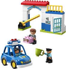 <b>LEGO DUPLO Town</b> Police Station <b>10902</b> by LEGO® Systems, Inc ...
