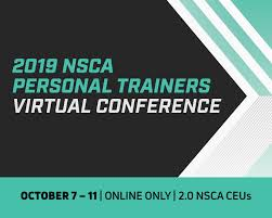 Nsca Body Fat Percentage Charts 2019 Nsca Personal Trainers Virtual Conference