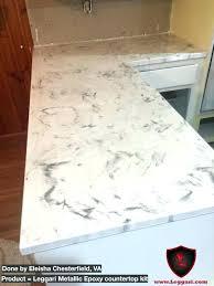 kit medium size of s another customer install with our metallic leggari products diy countertop resurfacing kits