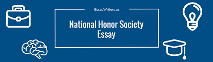 examples of national honor society essays how to write a national honor society essay example and tips