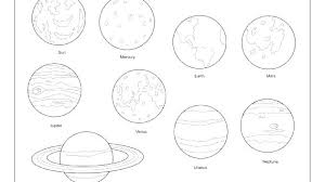 Planets Coloring Pages Printables Captain Planet Printable Fall