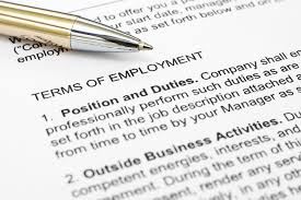It establishes both the rights and responsibilities of the two parties: Employment Agreement Exit Promise