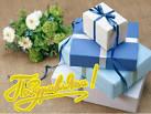 Поздравление <em>поздравление</em> в виде подарков с днем рождения