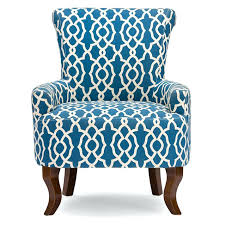 Blue Patterned Chair Adorable Patterned Armchair Patterned Armchair Patterned Chair Slipcovers
