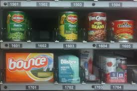 Types Of Vending Machines List Inspiration Apartment's Automated Vending Machine Generates 48 In Weekly