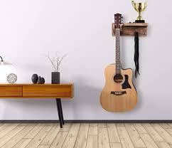 2pcs guitar wall hanger guitar wall