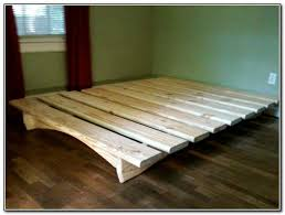 Creative of Full Platform Bed Frame Manifold Custom Furniture