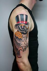 эскизы татуировок совы 40 фото