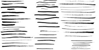 20 High Quality Free Illustrator Brush Sets