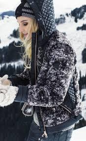 Womens Designer Ski Wear Sale Zam Zam Designer Jacket From Sportalm Skiwear Ski Skiing