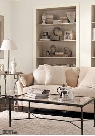 Painting Your Living Room Modernize Your Living Or Family Room With Behr Paint In Cotton